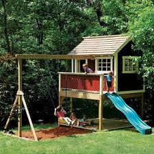 Backyard Play House Backyard Playhouse Plans Backyard And Yard Design For Village