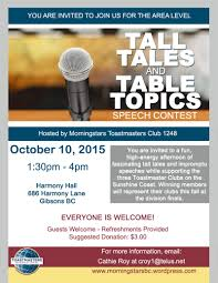 toastmasters table topics contest questions table topics morningstars toastmasters club