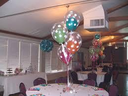 Table Top Balloon Centerpieces by Balloon Classics Decor U0026 Entertainment Providing Balloon