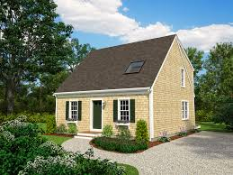 cottage home plans small house plan drummond house plans retirement cottage house plans