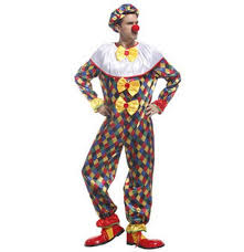 Mens Clown Halloween Costumes Compare Prices Men Clown Costume Shopping Buy Price