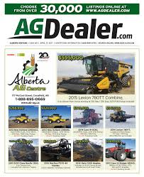 wheel u0026amp deal alberta april 27 2017 by farm business