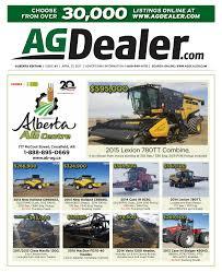 wheel u0026amp deal alberta april 27 2017 by farm business