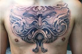 chest tattoo design chest tattoos for men freedom of art tattoos blog tattoos blog