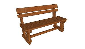 Simple Wooden Park Bench Plans by 10 Garden Bench Plans Simple Garden Bench Plans Great Diy Wood
