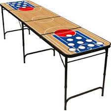 Beer Pong Table Size Beer Pong Tables U0026 Accessories You U0027ll Love Wayfair