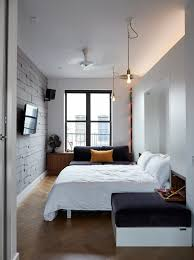 at his 350 square foot apartment small space champion graham hill
