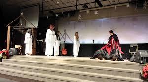 church youth drama