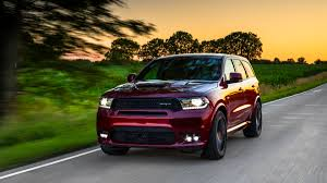 Dodge Durango Srt - gallery 2018 dodge durango srt road autoweek