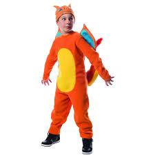 Spencers Gifts Halloween Costumes by Pokemon Charizard Child Costume S Walmart Com