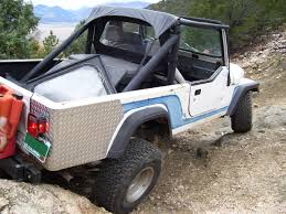jeep scrambler 1982 1981 cj 8s