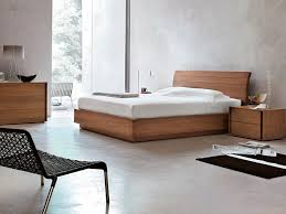 Simple Wooden Beds Interior Design Contemporary Wood Beds Curioushouse Org