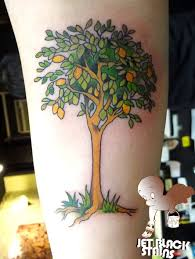 lemon tree tattoo more information