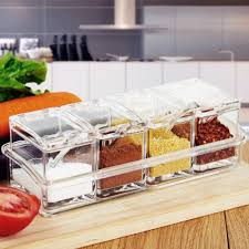 compare prices on acrylic kitchen canisters online shopping buy
