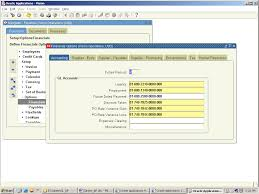 oracle applications account payables in oracle