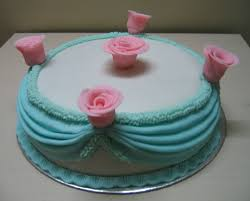 how to make a cake step by step how to make fondant swags cakecentral