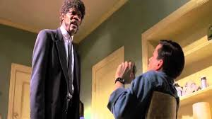Say What Again Meme - i dare you i double dare you pulp fiction youtube