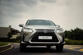 lexus hybrid suv south africa the all new lexus rx makes its south african debut gottagged