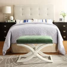 Overstock Bedroom Benches 61 Best Ottomans For Foot Of Bed Images On Pinterest Ottomans