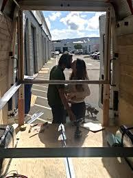 happijac bed build installing the bed lift home sweet van