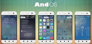 make android look like iphone make your android look like ios 7 with best themes and launcher