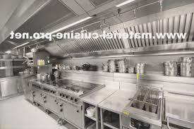 cuisine professionnel inspirant matériel cuisine professionnel photos de conception de