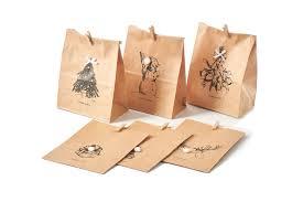 christmas paper bags rivièra maison merry christmas paper bags 6 pcs order now