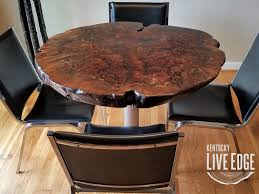 Dining Table Natural Wood Dining Tables Conference Tables Desks Kentucky Liveedge