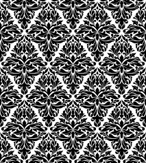 damask wrapping paper stock vector of seamless background in damask style for wrapping