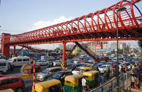 u s companies look to build bridges in india u2014literally wsj