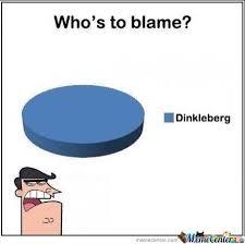 Dinkleberg Meme - dinkleberg by narfangel333 meme center