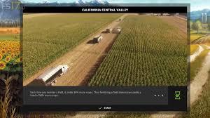 california map fs15 california central valley map v 1 0 beta fs17 mods
