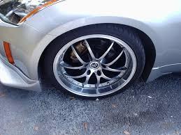 nissan 350z oem wheels 19