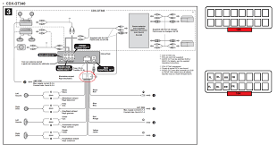 sony car audio wiring xplod radio diagram within cdx gt340
