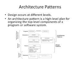 top pattern design software programming in the large with design patterns ppt download