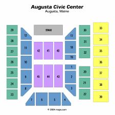 Comfort Inn Civic Center Augusta Me Augusta Civic Center Me Seating Chart Augusta Civic Center Me