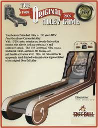 skee ball table plans skee ball machines skee ball arcade games factory direct prices