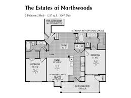 Garage 1217 by The Estates Of Northwoods Condos For Sale And Condos For Rent In