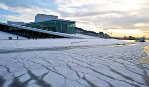 oslo opera house please walk on the roof visit norway