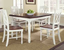 kitchen white country table and chairs with benches for two uotsh