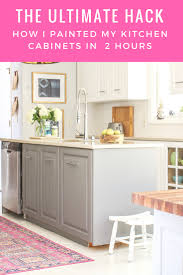 how to paint kitchen cabinets doors fastest way to paint kitchen cabinets the ultimate hack