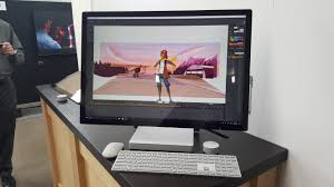 hands on microsoft u0027s surface studio is a windows pc for the mac