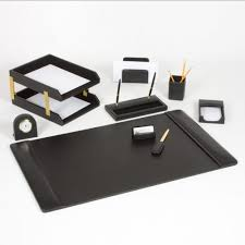 Home Office Desk Top Accessories Desk Set Accessories Contemporary Home Office Furniture Check