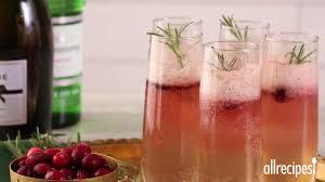 cranberry martini video allrecipes com