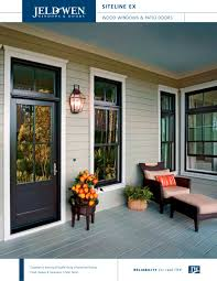 Patio Window by Siteline Ex Windows And Patio Doors Jeld Wen Pdf Catalogues