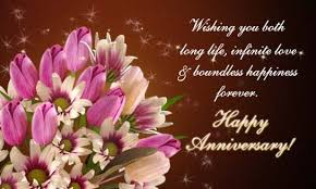 Anniversary Wishes Wedding Sms Happy Anniversary Messages Amp Sms For Marriage Always Wish Happy Anniversary Mom And Dad Parents Wedding Anniversary
