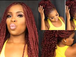 15 packs of hair to do bx braids box braids for short tapered hair hot water rod curls youtube