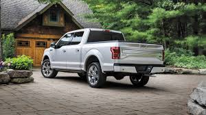 Ford F150 Trucks Lifted - ford unveils luxurious 2016 f 150 limited for 70 000 autoweek