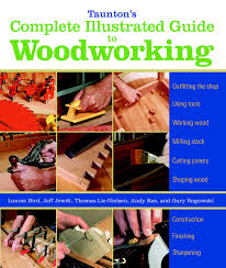 taunton u0027s complete illustrated guide to woodworking finishing