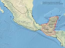 mayan empire map file civilization in mesoamerica map svg wikimedia commons